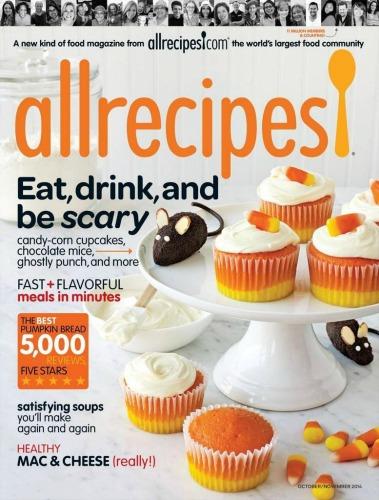 allrecipes magazine halloween