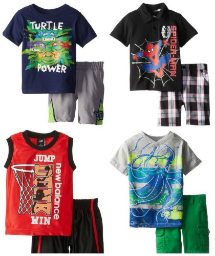 boys ninja turtle shirts