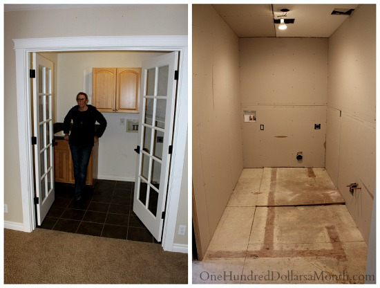 Mavis' Remodel Blog Day 13 - Walls are Going Up! - One ...
