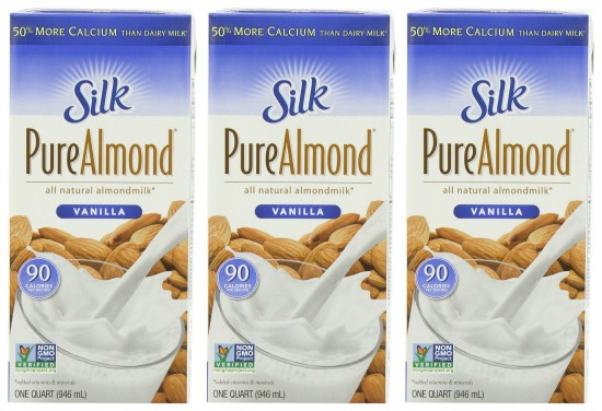 pure almond silk