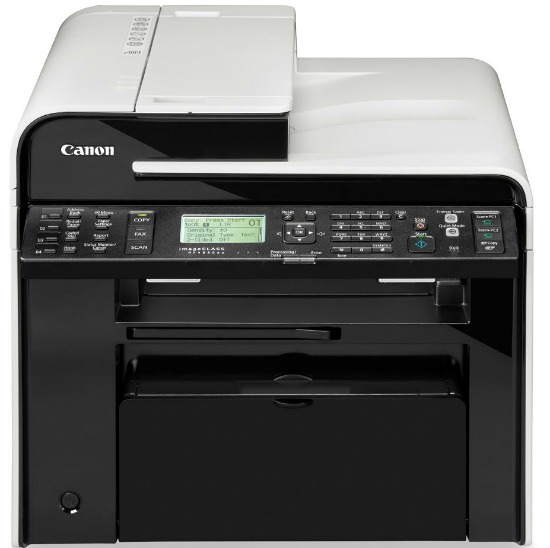 Canon Laser  Wireless Monochrome Printer with Scanner, Copier and Fax