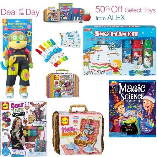 alex toy sale