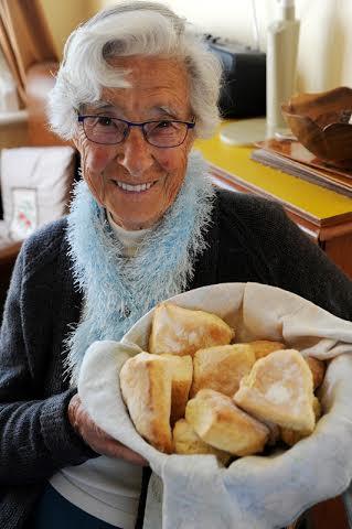 aunt ruby scones