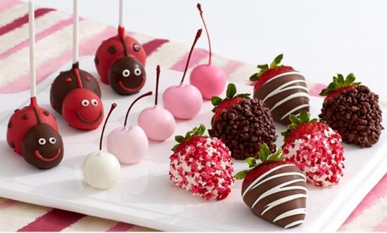 Shari Chocolate Strawberries