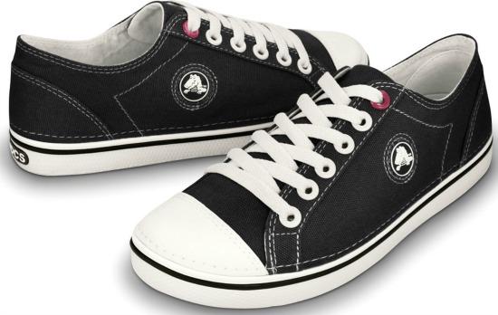 croc sneakers
