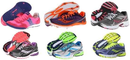 saucony running shoe deals