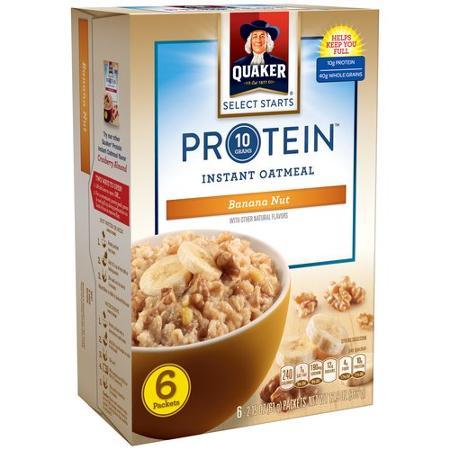 Quaker Select Starts Oatmeal  coupon