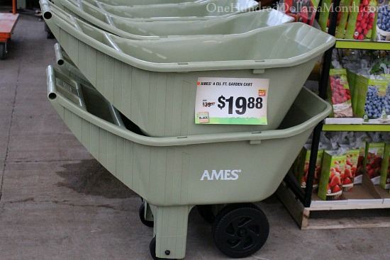 Awesome Sweet Deals At The Home Depot Plant And Garden Sale One Hundred Dollars A  Month