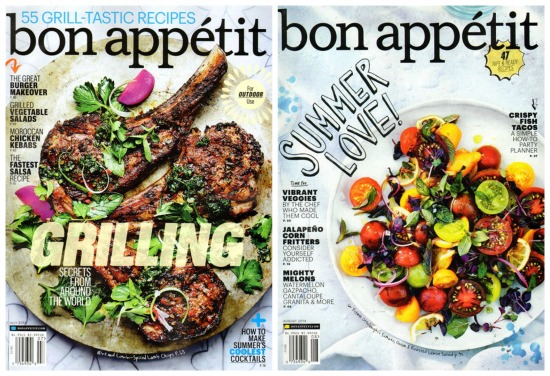 Bon Appetit is THE guide to fabulous food. This magazine subscription is America's leading food, wine, and entertainment magazine. Each issue is filled with a range of recipes from easy to fine dining, elegant entertainment ideas, and wine reviews.