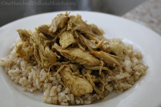 curry chicken