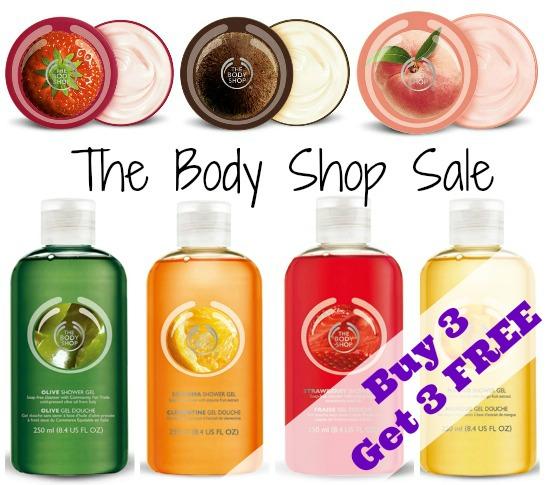 the-body-shop-sale