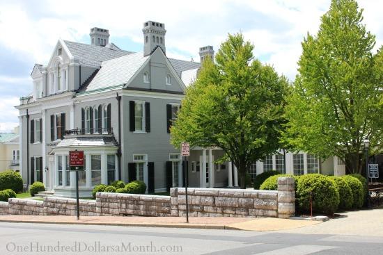 Woodrow Wilson Presidential Library Museum- Staunton, Virginia