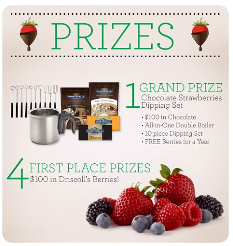 driscolls sweepstakes