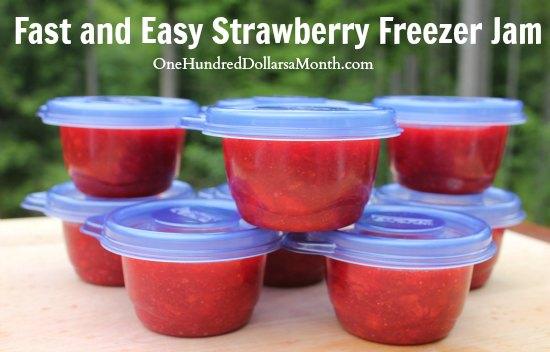 Fast-and-Easy-Strawberry-Freezer-Jam