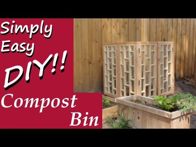 caroline compost bin