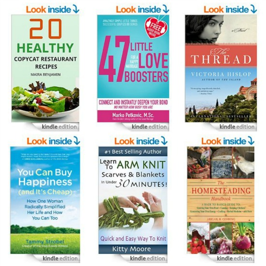 free kindle books free pizza amazon subscribe and save