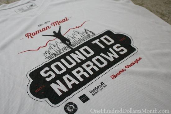 sound to narrows race shirt