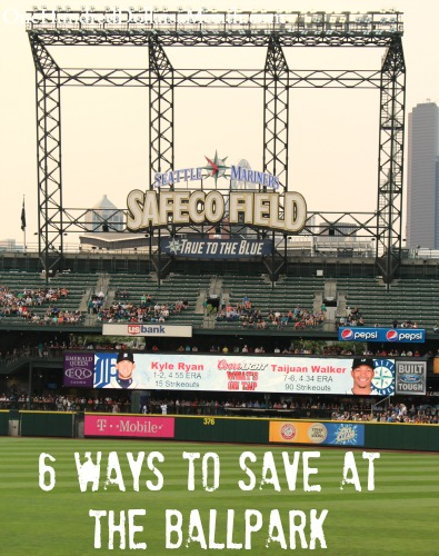6 Ways to Save at the Ballpark