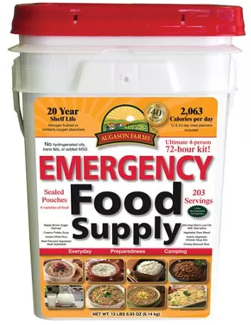 emergency food supply