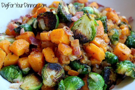 Brussels-Sprouts-with-Butternut-Squash-and-Bacon1