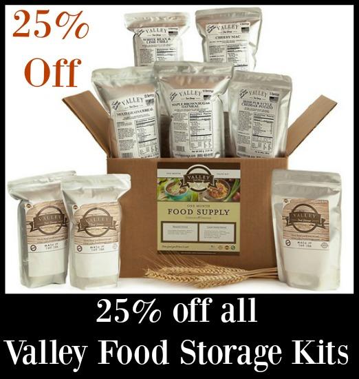 valley food storage coupon code