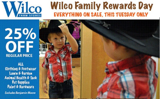 wilco coupons