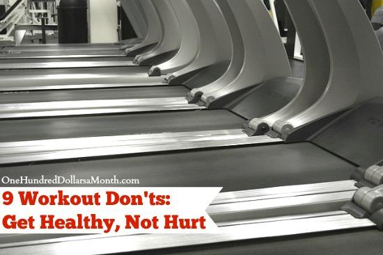 Get Healthy Not Hurt