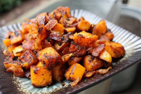 butternut and bacon