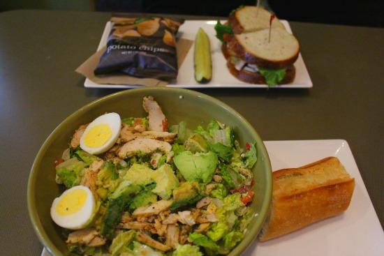 panera cobb salad