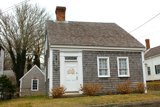 cape cod style house home