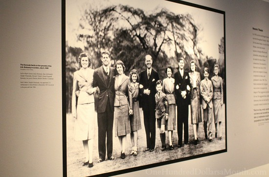 jfk presidential library pictures