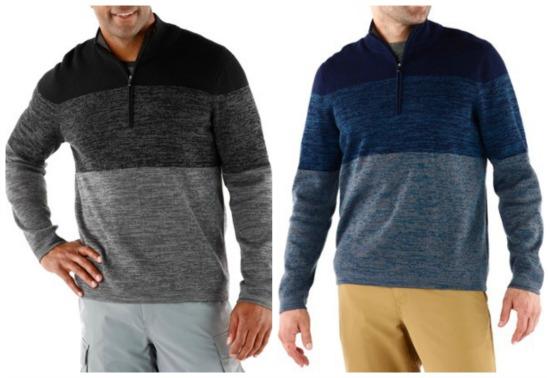 REI Adventures Quarter Zip Sweater