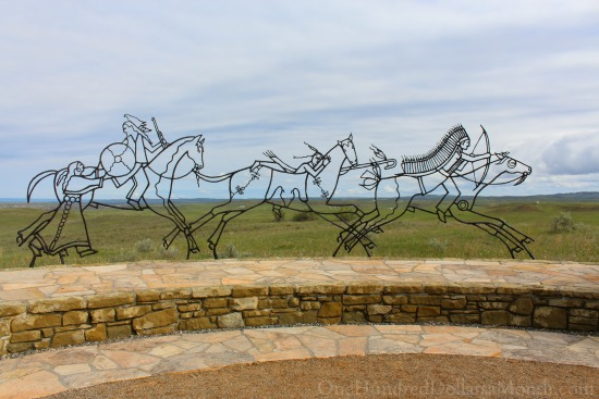 custer monument