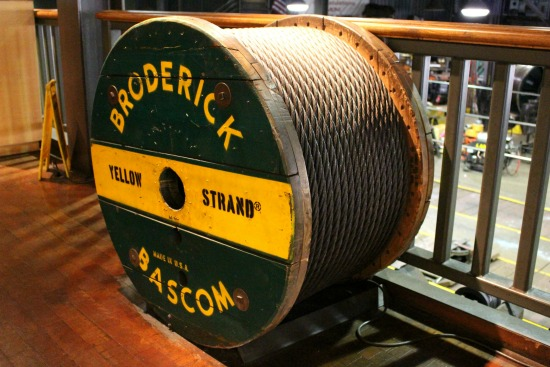 cable car steel wire