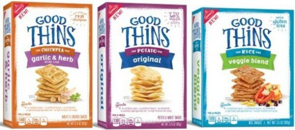 good thins snacks coupon