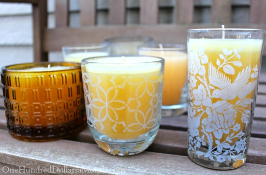 How to Turn Your Old Candles into New Ones