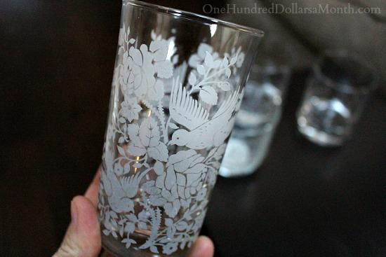 put a bird on it glass